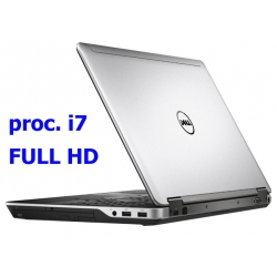 DELL LATITUDE E6540 i7-4600M 8GB RAM 1TB SSD 15,6  FHD 1920x1080 MATT DVD WiFi KAM W10P GW12mc