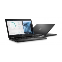 DELL LATITUDE 5580 i5-7440HQ 8GB 1TB SSD 15,6 FULL HD 1920x1080 MATT GeForce 940MX 2GB WiFi BT KAM WIN10PRO GW12mc