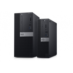 Komputer PC Dell Optiplex 7060 SFF i7-8700 8GB 512SSD DVD-RW WIN10PRO GW 36mc DELL NBD