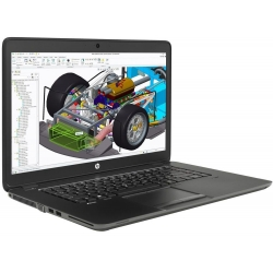 Stacja graficzna laptop HP ZBOOK 15 G2 i7-4810MQ 16GB RAM 512GB SSD NVIDIA K1100M 15,6 FHD 1920x1080 MATT DVDRW WiFi BT KAM WIN 10PRO GW12mc